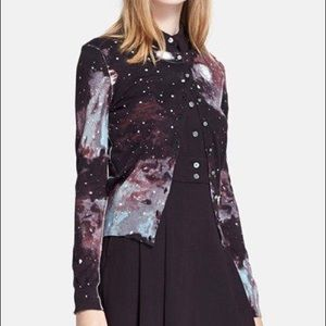 Marc By Marc Jacobs Sweaters - Marc by Marc Jacobs • Outer Space Cardigan